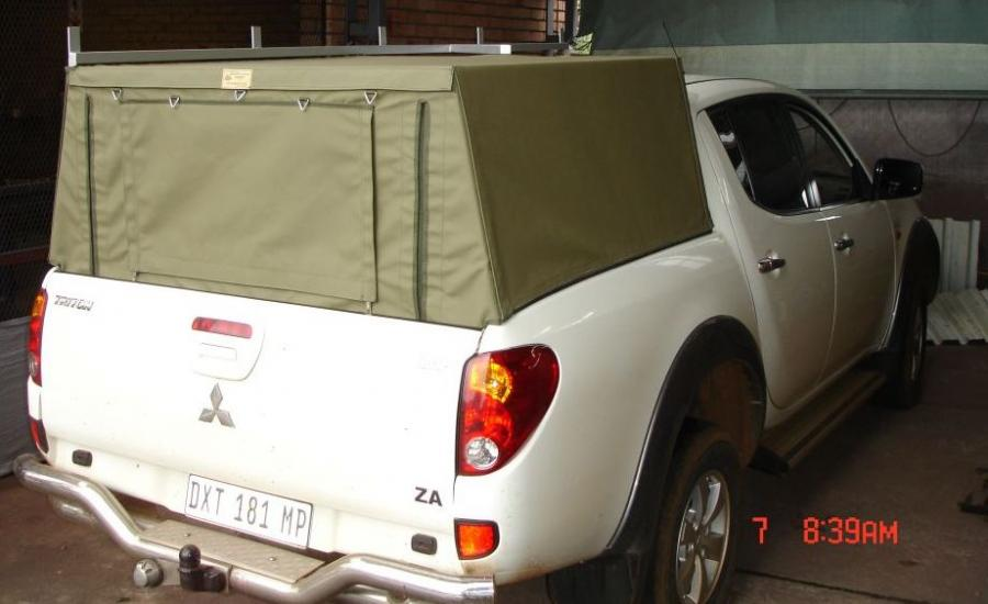 Nelspruit Canvas u0026 Shade cc & Canvas Bakkie Canopies | Product Range | Nelspruit Mpumalanga ...
