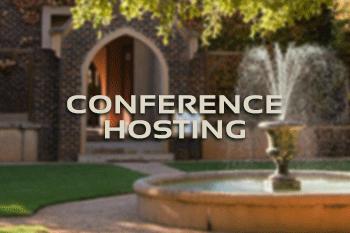 conference hosting
